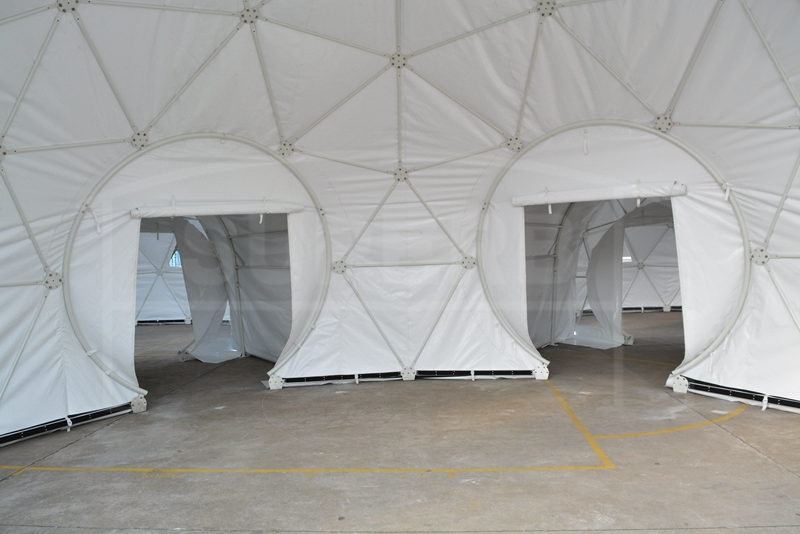 dome tents for events