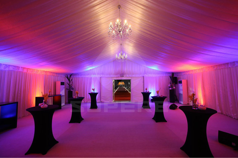 Large Clear Span Wedding Tents