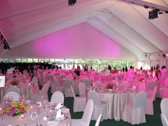 Outdoor Wedding Reception Party Tent With Different Size