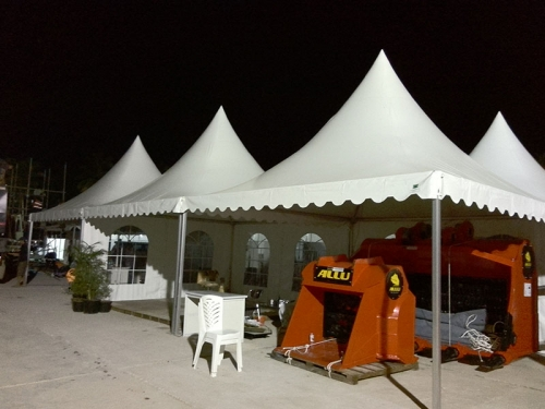 Singapore Gazebo Party Tent For Sale