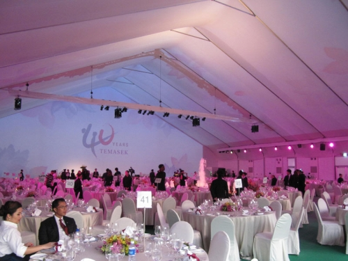 Customed Tents For Events