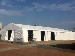 Warehouse Canopy Tents