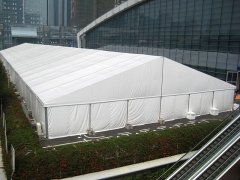 Clear Span Warehouse Tent