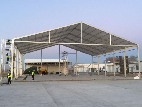50M Temporary Warehouse Tent