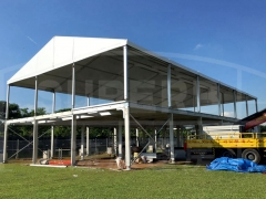 Double Decker Exhibition Tents