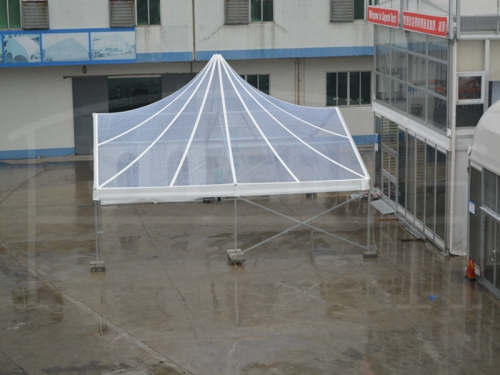 Transparent High Peak Wedding Party Tent
