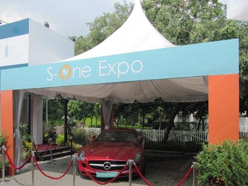 Outdoor Custom Trade Show Tents