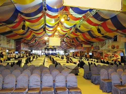 500 People Large Marquee Party Tent 20x30