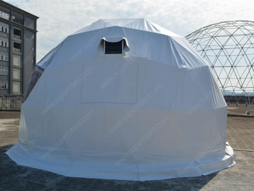 Sport Geodesic Dome Tent for hotel