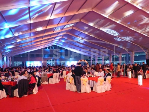 20x20 Large White Party Tents