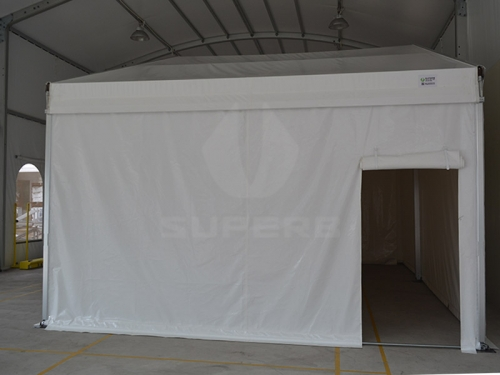 white party marquee tent for events