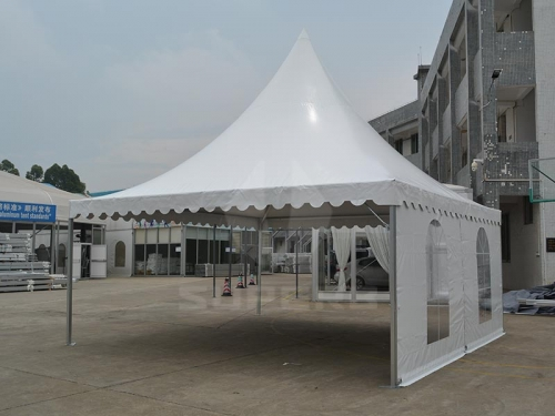 small outside gazebo party tents