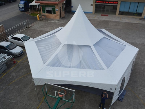 Small Outdoor Screen Shade Shelter Canopy Tent