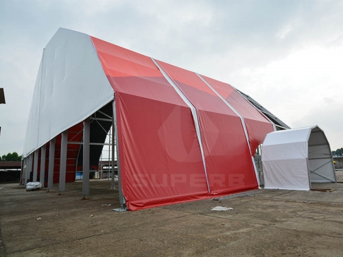 46x78m Large Custom Made Combination Tent
